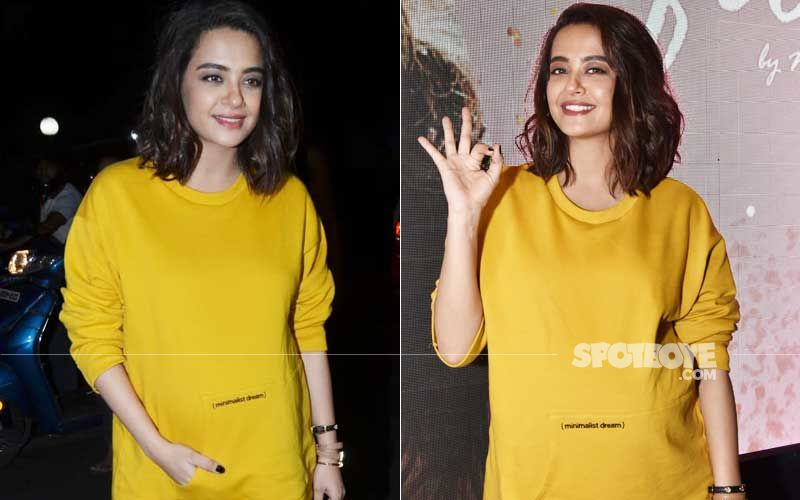 Surveen Chawla Looks Cute As A Button As She Flaunts Baby Bump – Don't Miss The Adorable Video