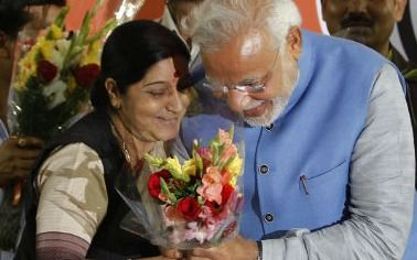 Sushma Swaraj Passes Away: PM Narendra Modi Pays His Condolence; Says Glorious Chapter In Indian Politics Comes To An End