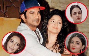 Ankita Lokhande Prays For Sushant Singh Rajput; Rashami Desai, Asha Negi And Yuvika Chaudhary Send Love And Strength To The Actress