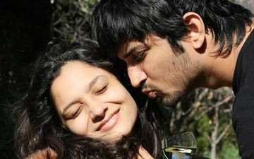 Sushant Singh Rajput's Throwback Picture With Former Girlfriend Ankita Lokhande And Her Mother Will Take You To Their Good Old Days