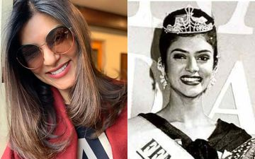 Sushmita Sen Reveals Her Miss India Gown Was Sewn By A Sarojini Nagar Tailor; Gloves Made By Cutting Socks- Make In India ROCKS