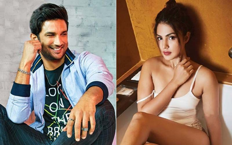 Sushant Singh Rajput Wants To Marry Rhea Chakraborty ASAP But The Actress Wants To Take Things Slow: Report
