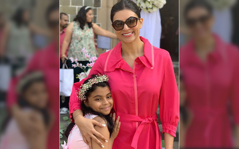 Sushmita Sen's Birthday Wish For The 'Love Of Her Life' Alisah Is All Hearts