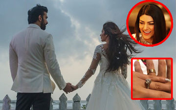 Sushmita Sen's Brother Rajeev Sen Puts The Ring On Ladylove Charu Asopa- View Engagement Pics Inside
