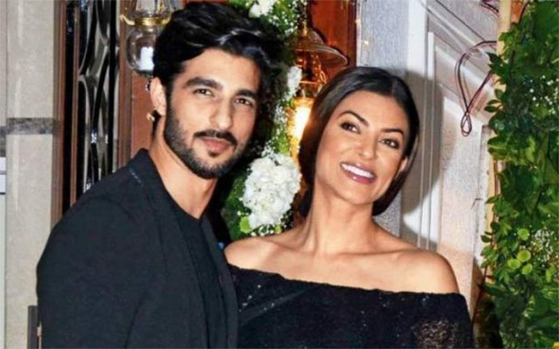 Rohman Shawl Reacts On News Of His Break-Up With Sushmita Sen