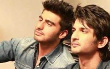Sushant Singh Rajput Death: Arjun Kapoor Shares A Screenshot Of '18-Month-Old' WhatsApp Chat With SSR About Their Late Mothers