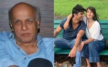 Sushant Singh Rajput Demise: Mahesh Bhatt's Close Associate Reveals, 'Sushant Began Hearing Voices, Rhea Was Frightened' - Reports