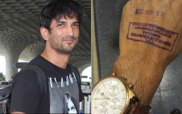 Sushant Singh Rajput Death: BMC Rejects Bihar DGP Gupteshwar Pandey's Letter To Free SP Vinay Tiwari; SP To Be Quarantined Till Aug 15