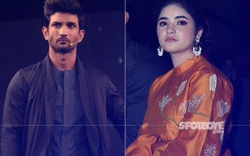 Sushant Singh Rajput & Zaira Wasim Attend NDTV Behtar India Awards In Delhi