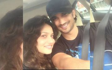 Sushant Singh Rajput Birth Anniversary: Ankita Lokhande Shares An Adorable Throwback Video Of Late Actor With Their Dog Scotch, Remembers The Good Times