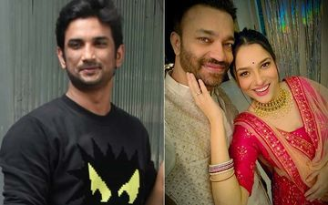 Sushant Singh Rajput's Fans Drop Harsh Comments On Ankita Lokhande's Post Celebrating Diwali With BF Vicky Jain: 'Sushant Ko Bhool Gaye Aap?'
