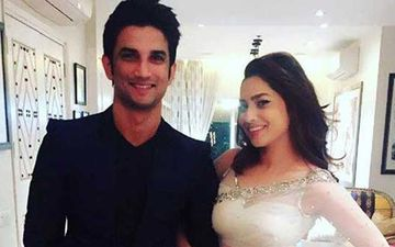 Sushant Singh Rajput's Old Paragliding Video Surfaces; Ankita Lokhande Screaming 'Gugu Gaya' Leaves Netizens Overwhelmed-WATCH