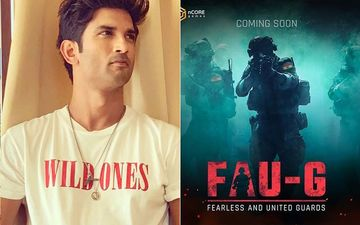 Akshay Kumar's FAU-G Conceptualized By Sushant Singh Rajput? Gaming Team States The Rumours Are Completely False And Baseless