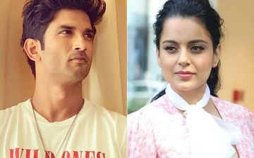 Kangana Ranaut Joins In As #IAmSushant Becomes The TOP Twitter Trend; Says 'I Was Also Called Bipolar, Sexual Predator, I Was Sl*T Shamed'
