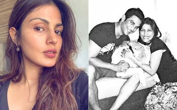 Rhea Chakraborty Alleged Sushant Singh Rajput's Sister Molested Her And Tried To Take Advantage Of Her, Says Sushant's Family Lawyer