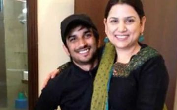 Sushant Singh Rajput Death: When Late Actor Spent Some Quality Time With Sister Rani And Jijaji OP Singh At Mumbai Café In February