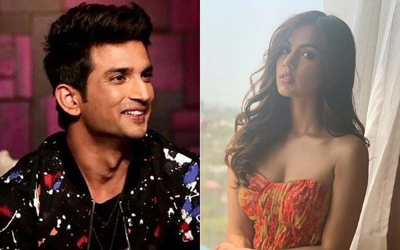 Sushant Singh Rajput-Rhea Chakraborty's Workation Pictures From Ladakh Are Giving Us The Thrills