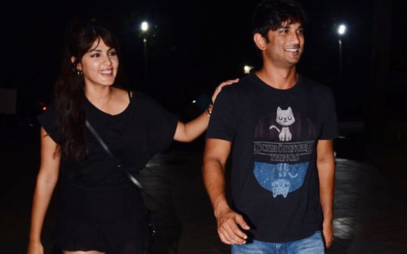 """Sushant Singh Rajput On His Rumoured Affair With Rhea Chakraborty, """"Right Now, It's Not Right To Say Anything"""""""