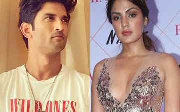 Sushant Singh Rajput's Sister Mitu Tells Bihar Police Rhea Chakraborty Called Her On June 8, Claims Rhea Left With Sushant's Belongings After A Fight