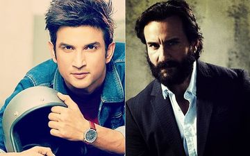 Saif Ali Khan And Sushant Singh Rajput Are Now Adding A Special CLAUSE To Their Films – Deets Here