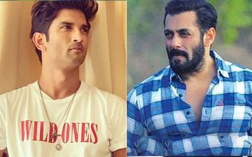 Sushant Singh Rajput Demise: Amid Nepotism Debate, Salman Khan Faces Flak From Twitterati; Bhai's Fans Jump To His Defense