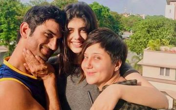 Sushant Singh Rajput's Dil Bechara Co-Star Sanjana Sanghi Flies To Delhi Days After Interrogation; Shares May Or May Not Return To Mumbai