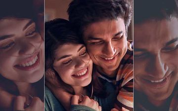 Sushant Singh Rajput Suicide: Dil Bechara Co-Sanjana Sanghi Is Saddened With The Circus Created Out Of Actor's Tragic Death