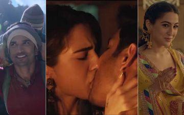 Kedarnath Teaser: Sara Ali Khan-Sushant Singh Rajput's Powerful Love Story Amidst Tragedy