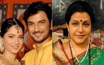 Sushant Singh Rajput Death: Ankita Lokhande's On-Screen Mother Savita Pays An Emotional Tribute To SSR As Pavitra Rishta Returns On Zee5