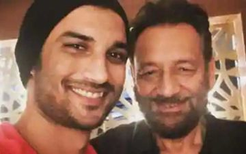 Filmmaker Shekhar Kapur To Dedicate Paani To Sushant Singh Rajput; Shades YRF, Says Will Make Movie With Partners That 'Walk In Humility, Not Arrogance'