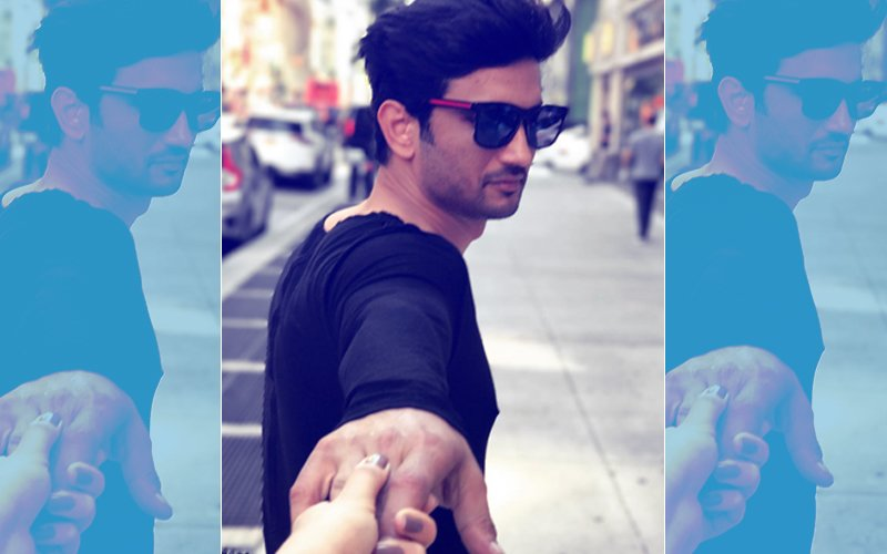 Sushant Singh Rajput Goes For A Breakfast Date With A Mystery Girl In New York