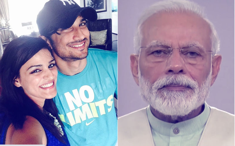 Sushant Singh Rajput's Sister Shweta Writes To PM Modi; Says, 'Please Make Sure Everything Is Handled In Sanitized Way And Evidence Is Not Tampered'