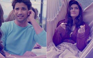 Sushant Singh Rajput & Kriti Sanon Are Inseparable In Raabta's Ik Vaari Aa
