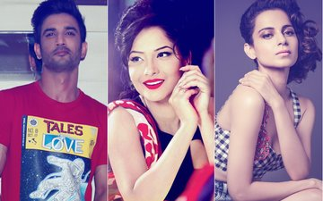 Sushant Singh Rajput's Ex-Girlfriend Ankita Lokhande To Make Her Bollywood Debut With Kangana Ranaut's Manikarnika
