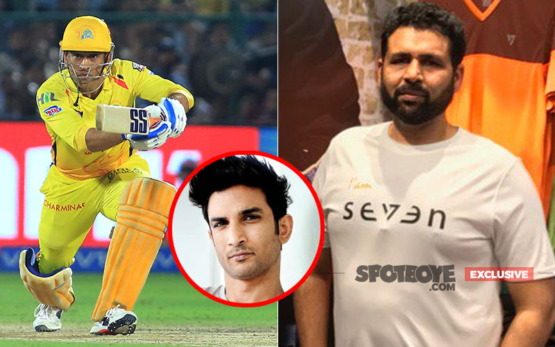 Sushant Singh Rajput Anxious? MS Dhoni's Fallout With Childhood Friend Arun Pandey Deepens
