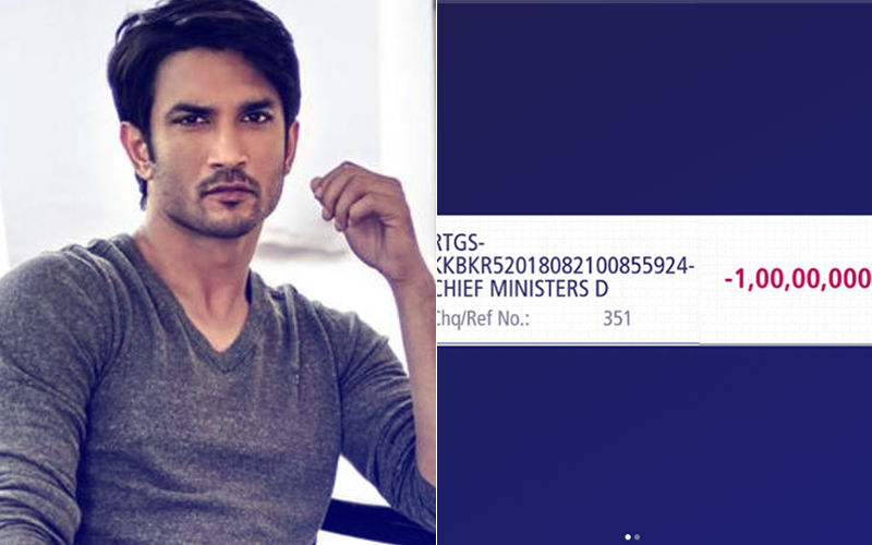 Kerala Floods: Sushant Singh Rajput Donates 1 Cr On Behalf Of A Fan