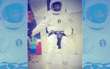 Sushant Singh Rajput Suits Up In NASA For Chanda Mama Door Ke