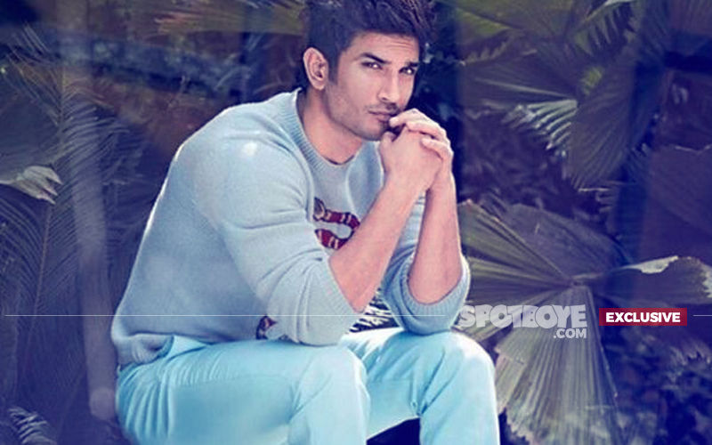 No Fault With This Star: Sushant Singh Rajput Is A Man Of His Word
