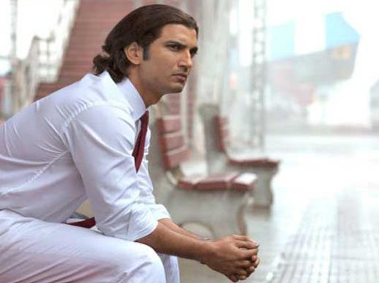 sushant singh rajput in ms dhoni movie still
