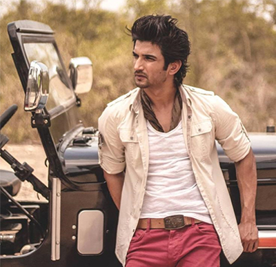 sushant singh rajput looking hot