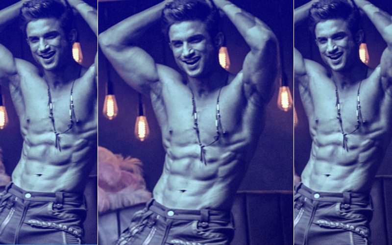 Sushant Singh Rajput Brings Sexy Back With His Shirtless Look In Main Tera Boyfriend!