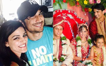 Sushant Singh Rajput's Sister Shweta Remembers The Day She Got Married And Was Leaving For US: 'Bhai Hugged Me Tight And We Cried A Lot'