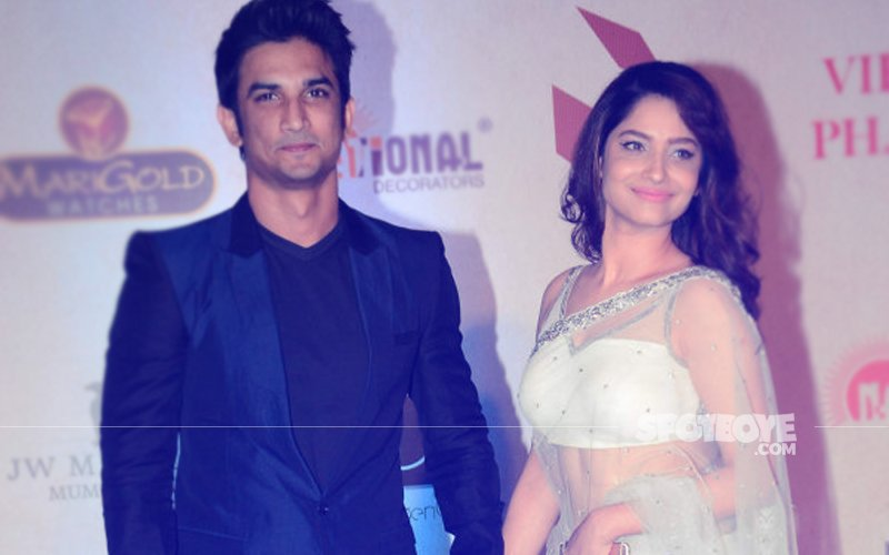 Sushant Singh Rajput Catches Up With Ex-Girlfriend Ankita Lokhande Over Coffee