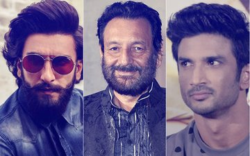 Is Sushant Singh Rajput Upset With Shekhar Kapur & Ranveer Singh's Growing Friendship?