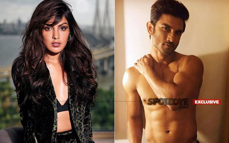 Sushant Singh Rajput Walks Out Of His Building To Live In With Girlfriend Rhea Chakraborty- EXCLUSIVE