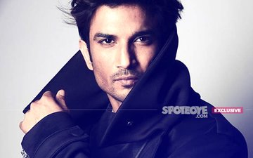 BUSTED! Sushant Singh Rajput Was On A Secret Trip To London