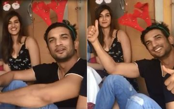 Sushant Singh Rajput Death: Throwback Video Of SSR Celebrating Christmas With Kriti Sanon And Friends Surfaces; We Can't Get Over His Infectious Smile