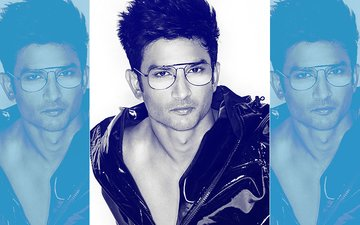 Kedarnath Actor Sushant Singh Rajput Looks QUIRKY & COOL In New Photoshoot