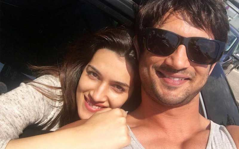 Dil Bechara Premiere On July 24: Sushant Singh Rajput's Rumoured Ex GF Kriti Sanon Showers Love; Promotes His Film One Last Time