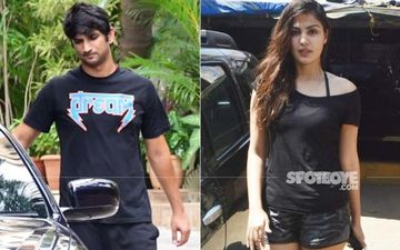Sushant Singh Rajput's Family Files Caveat In Supreme Court After Rhea Chakraborty Seeks Transfer Of Investigation